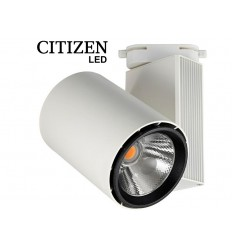 Akcentinis LED šviestuvas - Track Citizen 30W white