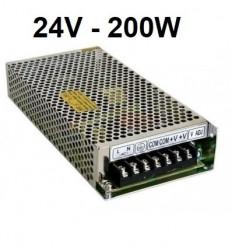 LED maitinimo šaltinis 24V - 200W