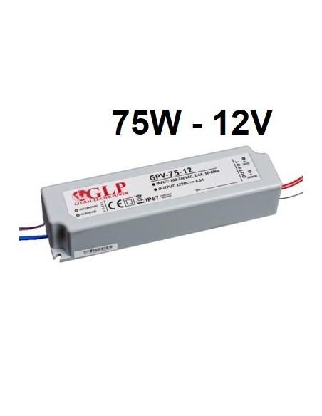 LED maitinimo šaltinis GPV 75-12