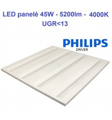 LED panelė 45W  UGR