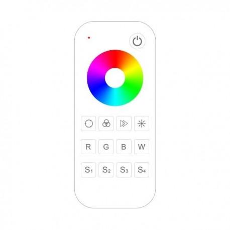 4 zonų RGB / RGBW distancinio valdymo pultas