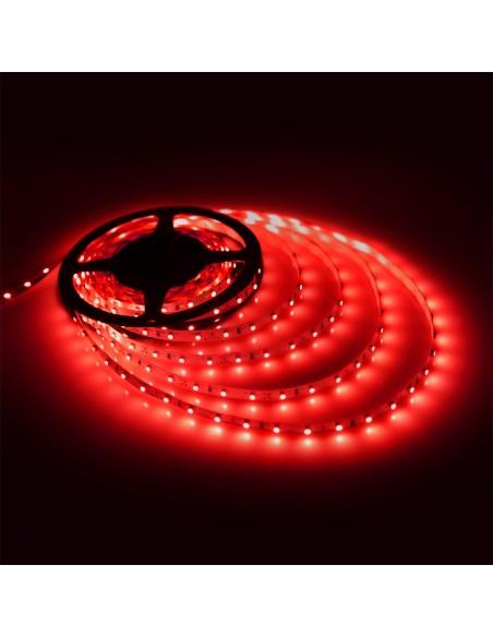 LED juosta 14,4W/m - Raudona - IP20