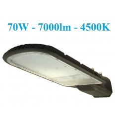 LED gatvės šviestuvas - 70W - 7000lm - 4500K