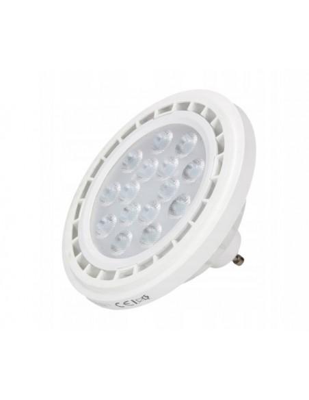 LED lemputė ES111 - GU10 - 15W - 3000K