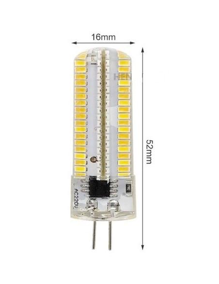G4 LED Lemputė 5W - 220V - Dimeriuojama