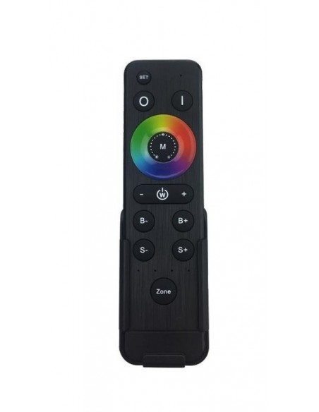 4 zonų RGB / RGBW / CCT/ MONO distancinio valdymo pultas