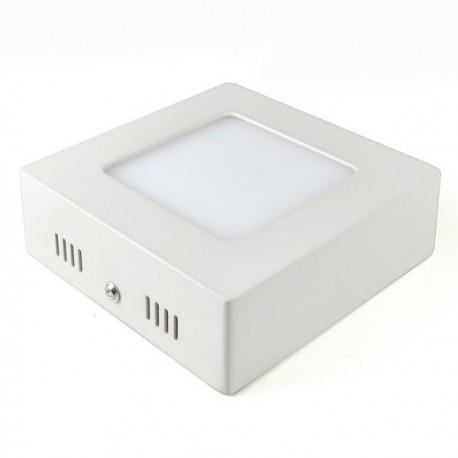 Virštinkinė LED panelė - 12W kvadratas