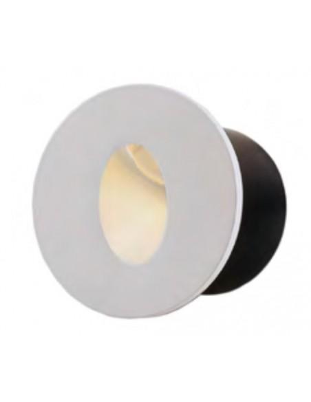LED laiptų šviestuvas -Stair Round 3W