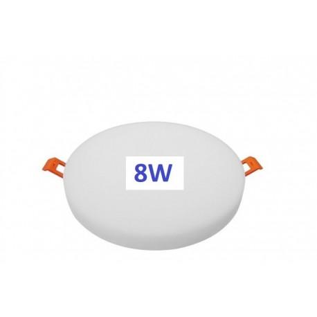 Berėmė  LED panelė - 8W - WW