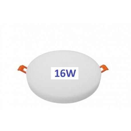 Berėmė  LED panelė - 16W - WW