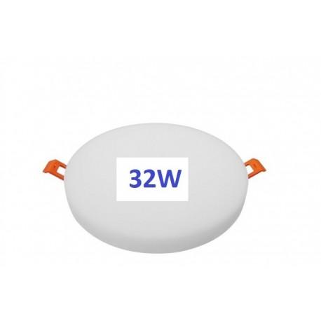 Berėmė  LED panelė - 32W - WW
