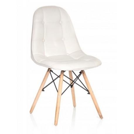 4 Kėdės - Modelis White Prestige