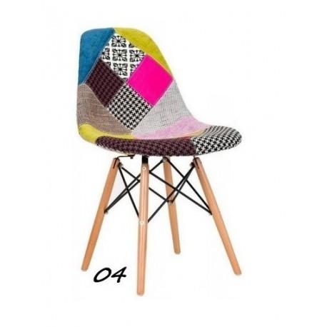 4 Kėdės - Modelis 04