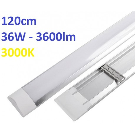 LED šviestuvas - Panel Slim 36W - 3000K