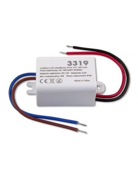 LED maitinimo šaltinis 12V - 5W