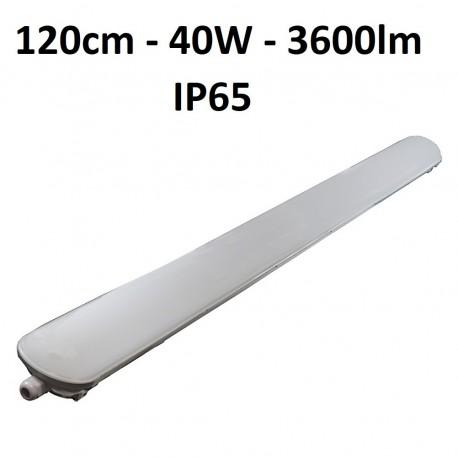 120cm - hermetinis LED šviestuvas IP65