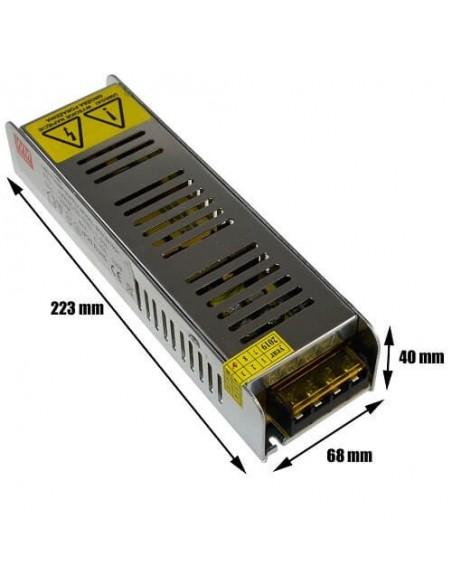 LED maitinimo šaltinis 150W - 24V