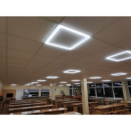 LED panel armstrong luboms 60x60cm - 40W - 4000K