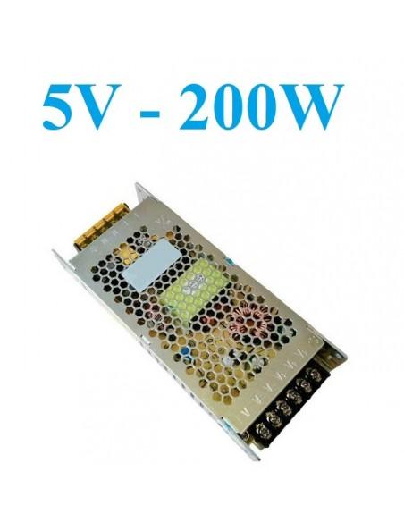 5V maitinimo šaltinis - 200W