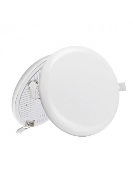 Berėmė vandeniui atspari LED panelė - 9W - 760lm - IP54 - WW