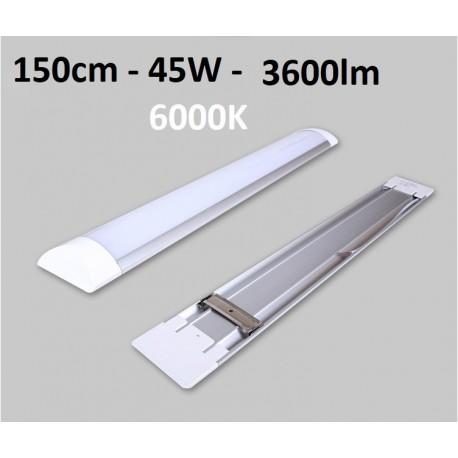 Juostinis virštinkinis LED šviestuvas 150cm - 45W - 6000K