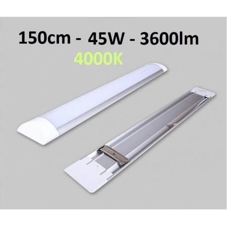LED šviestuvas 150cm - Panel Slim 48W - 4000K