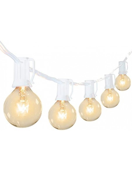 LED lauko girlianda - 8 metrų balta