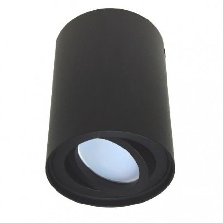 Virštinkinis šviestuvas - Milo juodas AR