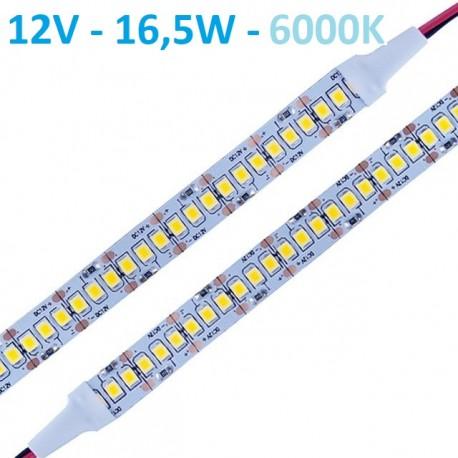 LED juostelė 16,5W - šaltai balta IP20