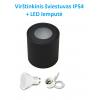LED šviestuvas į pakalimą GU10
