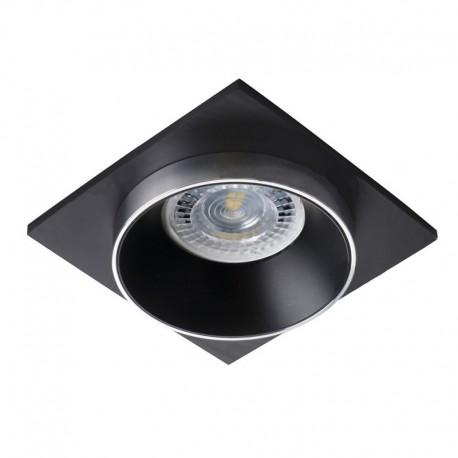 Aliuminis rėmelis GU10 - Coriko -1 juodas/baltas