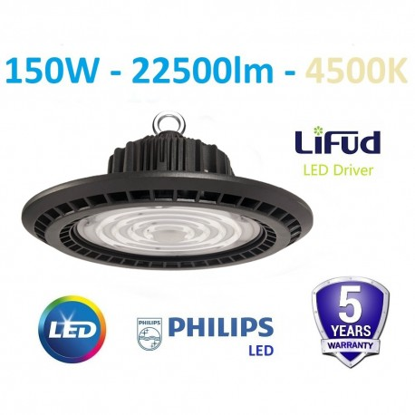 150W LED High bay - 22500lm - 4500K - PHILIPS