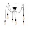 RETRO stiliaus LED šviestuvas - Spider