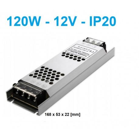 LED maitinimo šaltinis 12V - 120W