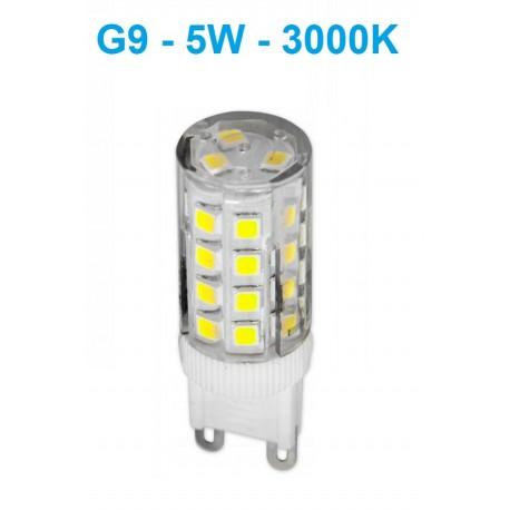 G9 LED Lemputė 5W - 3000K