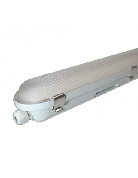 TRI-PROOF hermetinis šviestuvas 120cm - 40W - 6600lm - 4000K - IP65