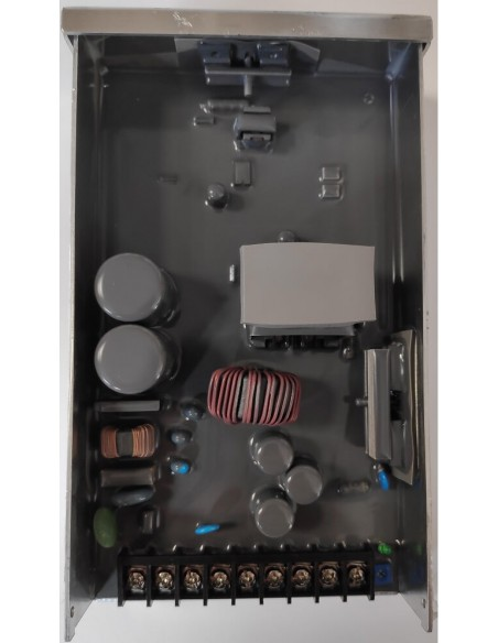 LED maitinimo šaltinis - 24V - 400W be ventiliatoriaus