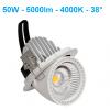 LED šviestuvas montuojamas į lubas - Gimbal 20W