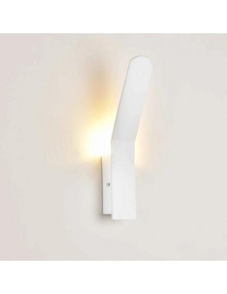 Sieninis LED šviestuvas - White Ecke