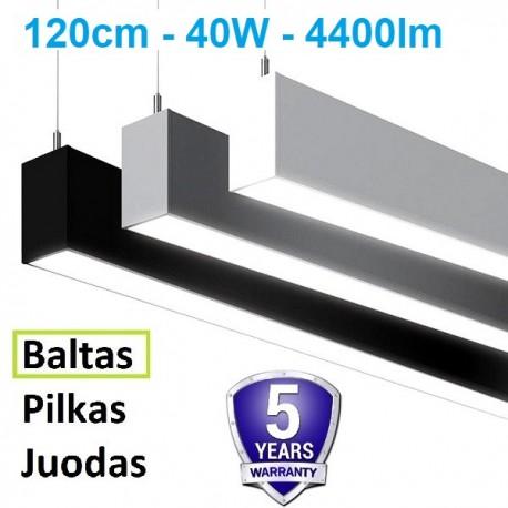 Linijinis LED šviestuvas - Linear 120cm