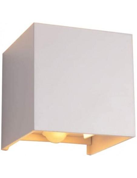 LED šviestuvas su judesio davikliu - Lumi Adjustable 6W White 3000K