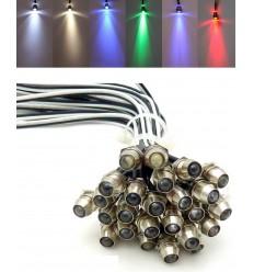 LED šviesos taškai, žvaigždėtos lubos