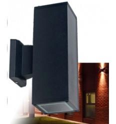 Sieninis LED lauko šviestuvas - Lumi DUOS