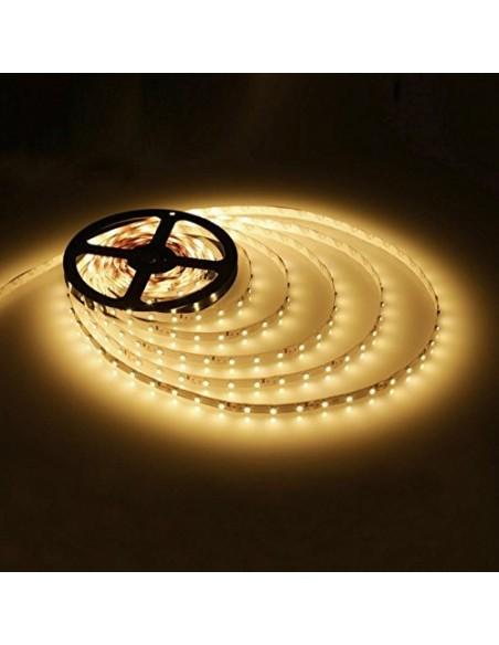 LED juostelė 14,4W/m - šiltai balta