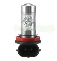 LED automobilio lemputė H8/H11 NEW