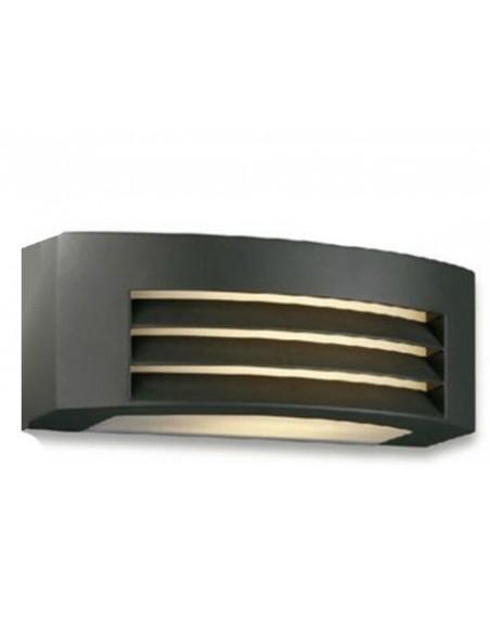 LED lauko šviestuvas - Lumi Alumi Black
