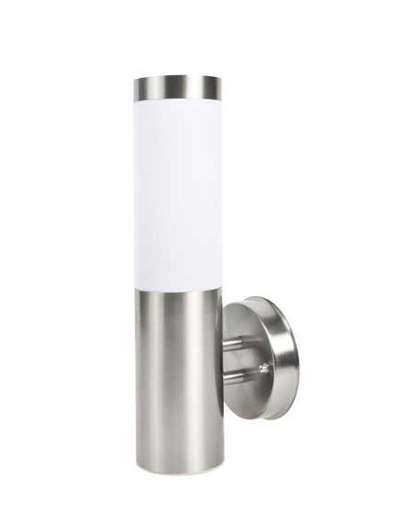 LED Lauko šviestuvas - Lumi Round Milk